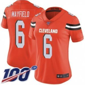 NWT Nike Cleveland Browns Mayfield Jersey XL